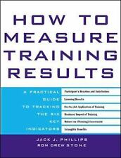 How to Measure Training Results : A Practical Guide to Tracking the Six Key...