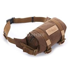 F1Waist pack Camera Case Bag For Sony Nikon Canon Fuji Olympus Panasonic Samsung