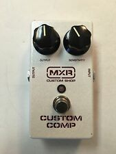MXR Dunlop CSP-202 Custom Shop Custom Comp Compressor Guitar Effect Pedal