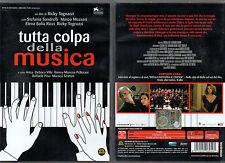 TUTTA COLPA DELLA MUSICA - DVD (USATO)