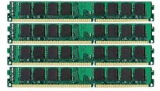 16GB 4x4GB Memory PC3-12800 1600MHZ DDR3 for Desktop Computers