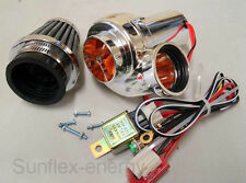 Motorcycle Air Filter Turbo  Electric TURBO TURBOCHARGER SUPERCHARGER KIT,SALE!