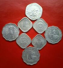 Old Indian Coins, Five,Ten,Twenty Paisa, Different Different Flavour,Rare Coins
