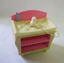 FISHER PRICE Loving Family Dollhouse CHANGING TABLE for BABY INFANT NURSERY
