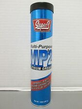 SUPER S MULTI-PURPOSE #2 LITHIUM GREASE 14 OZ. CARTRIDGE