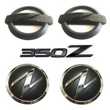 5x 350 Z Symbol Car Body Front Rear Emblem Stickers for NISSAN 350Z Fairlady Z33