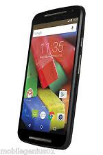 Motorola MOTO G di seconda generazione nero Smartphone Android DUAL SIM xt-1068 Grado B
