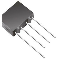 FSC 2KBP02M KBPM Rectifier Bridge Single 200V 2A Diode New Lot Quantity-25