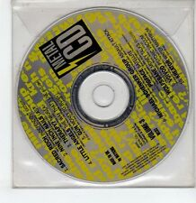 (GS312) Metal CD Vol 3, 10 tracks various artists - DJ CD