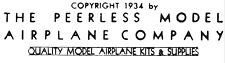 Peerless Models Kit Plans on CD......GREAT COLLECTION!!!!
