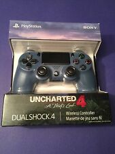 Dualshock 4 Wireless Controller *Uncharted 4 Limited Edition* (PS4 PS VITA) NEW