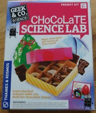 Chocolate Science Lab Project Kit  Geek & Co. Thames & Kosmos 550019