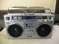 Boombox Ghettoblaster JVC RC-M70JW full working / worldwide shipping