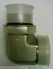 "New Parker 1/7/8"" x 2"" Seal Lok Elbow"