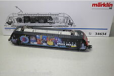 "Märklin 34634 Elok Serie 460 033-4 SBB ""Musical Space Dream"" Spur H0 OVP"