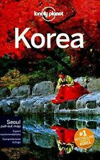 Travel Guide: Lonely Planet Korea by Rebecca Milner, Lonely Planet Staff,...