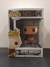 Funko Pop Game of Thrones Joffrey Baratheon #14 - BRAND NEW VAULTED