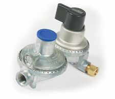 Camco RV 59005 Olympian Propane Automatic Two-Stage Changeover Regulator