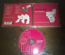 """Artisti Vari CD """" BACK TO MINE-MORCHEEBA """" DMC"""