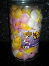 TUCK SHOP 300 FLYING SAUCERS SHERBET TUB UK SWEETS PARTY HALLOWEEN BIRTHDAY ETC