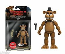 "New Authentic Five Nights At Freddy's Fazbear 5"" Figure IN STOCK BAF Spring Trap"