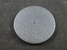 Games Workshop Warhammer 40K 80mm Round Closed Model Base