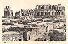 BR46101 Le Colises vue de la Breche El Djem  Tunisia