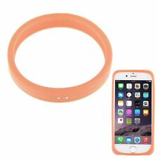 Fluorescent Soft Silicone Bracelet Bumper Case Cover For Universal Smart Phones