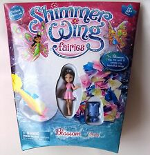 SHIMMER WINGS FAIRIES - SINGLE PACK FAIRY - BLOSSOM - BRAND NEW & SEALED!