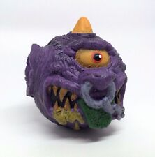 Madballs Series 1 Horn Head Madball Toy Mad Ball Weird Strange James Groman