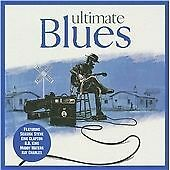 ULTMATE BLUES 41 TRACK DOUBLE CD(FREE UK POST)