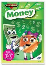 Rock 'N Learn: Money New DVD