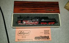 LILIPUT 109 DB 00 BLACK 4-6-0 CLASS BR 38 P8 LOCO SUPERB CONDITION BOXED