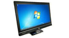 """HP Compaq 8300 Elite 23"""" All In One Desktop Core i7 3.40GHz 8GB DDR3 500GB HDD"""