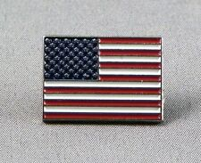 Metal Enamel Pin Badge Brooch Flag USA Unted States of American National Flag