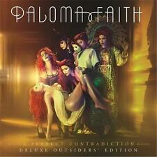 PALOMA FAITH A Perfect Contradiction 2CD NEW Deluxe Outsiders' Edition Slipcase