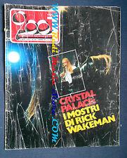 rivista CIAO 2001 36/1974 Rick Wakeman Baglioni Allman Brothers Kim Fowley No cd