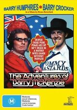 THE ADVENTURES OF BARRY MCKENZIE Barry Humphries / Crocker DVD All Zone NEW