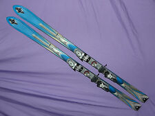 K2 T:Nine T9 Spire 167cm Women's Skis w/ Marker Titanium 1200 DEMO Bindings ✼ ❉