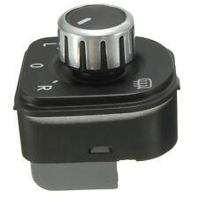 Mirror Adjust Switch For VW GTI Golf MK5 MK6 Jetta MK5 PASSAT B6 TIGUAN RABBIT