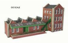 METCALFE CARD KIT-PO283-SMALL FACTORY-SCALE'OO'-BRAND NEW-LOOK!!!