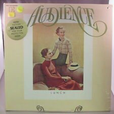 AUDIENCE Lunch SEALED Original 1972 gatefold Elektra EKS 75026 Prog Rock vinyl