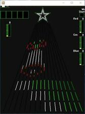 """Light-O-Rama 16 CCR Sequence to """"I Hear The Bells On Christmas Day""""."""