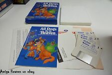 Amiga Game ~ All Dogs Go To Heaven by Sullivan Bluth ۩