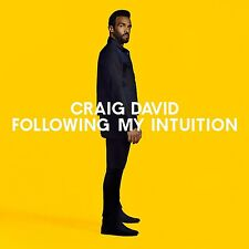 CRAIG DAVID - FOLLOWING MY INTUITION   CD NEU