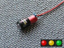 12v LED Battery level / Charge monitor Indicator Alternator warning light lamp