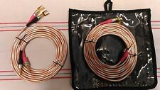 OEHLBACH Rattle Snake 3 mm² 1085 Cavi Diffusori 2x3 metri HI-END Speakers Cables