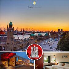 2 Tage im Herzen von Hamburg Kurzurlaub EGON HOTEL City Städtereisen Kurzreisen