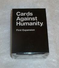 NEW Cards Against Humanity First Expansion Pack Set Sealed Ages 17+ Game