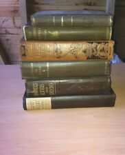 40 Vintage Antique Books * Wedding Table displays, Shops, Events, Dark Theme